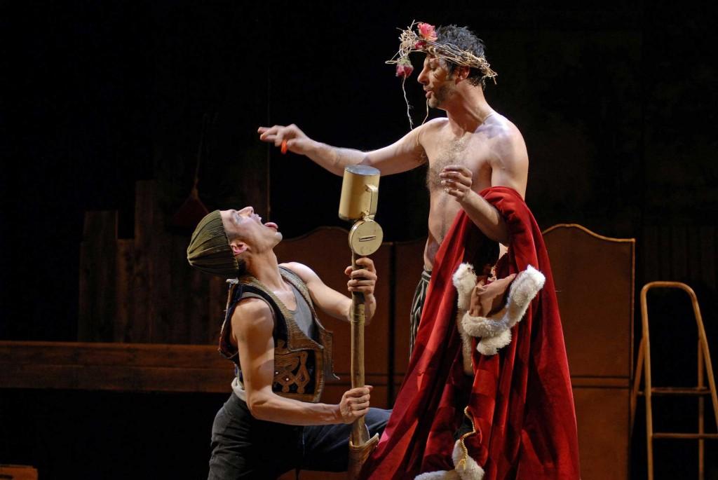 King Lear Fragments - Collectif Mains d'œuvre - Théâtre/Comédie
