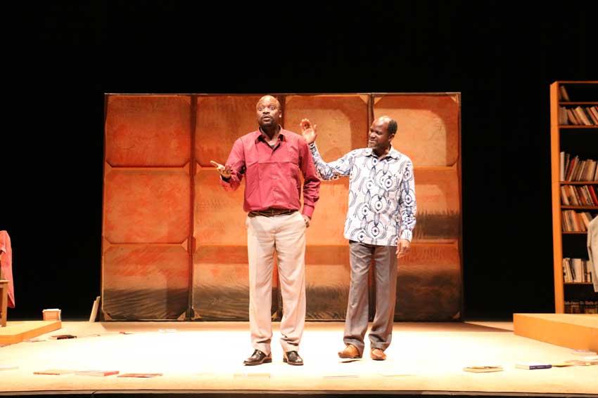 Sony Congo ou la chouette petite vie bien osée de Sony Labou Tansi – Cie Deux temps trois mouvements