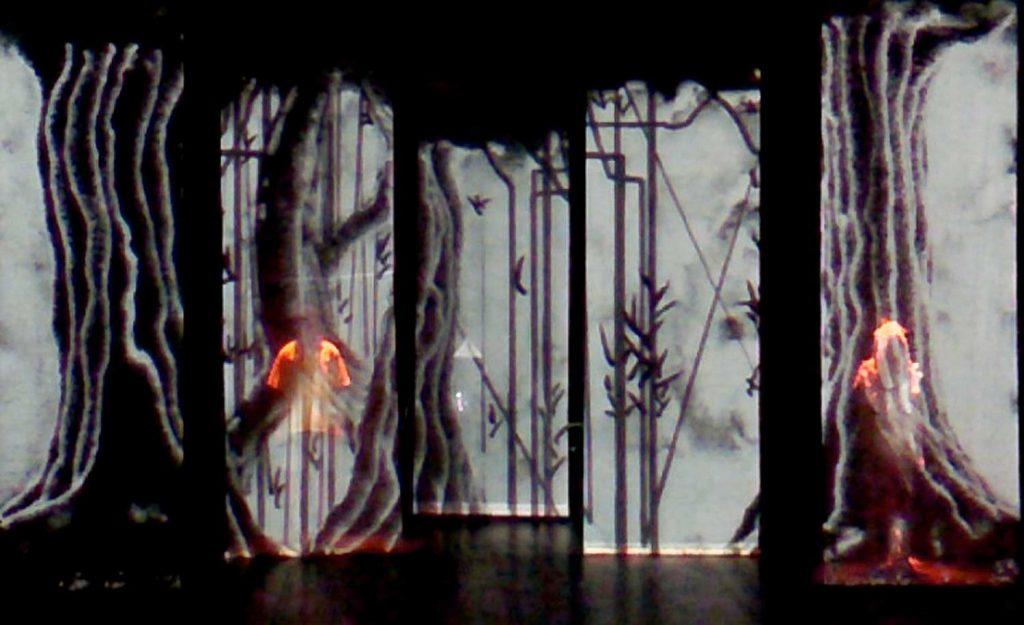 la-foret-des-illusions – Cie En Lacets - Théâtre Kokolampoe, Guyane