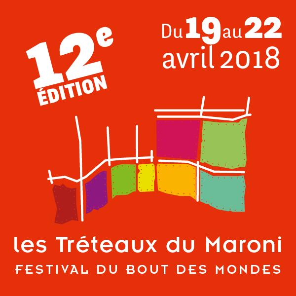 logo les tréteaux du Maroni