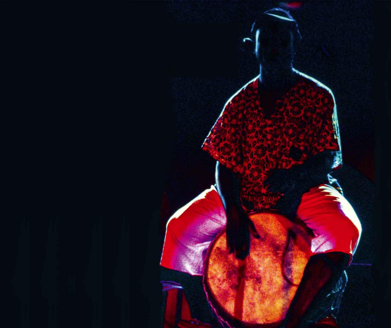 tambours-croises - kokolampoe - Guyane
