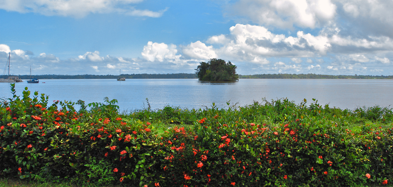 Le Maroni - St-Laurent du Maroni - Guyane