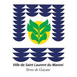 logo mairie Saint-laurent du Maroni