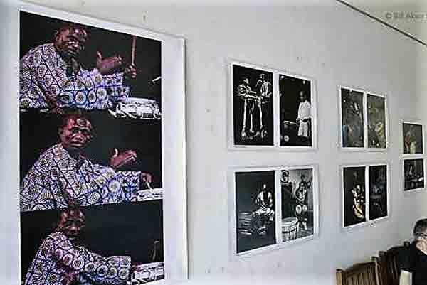 Sur les Rythmes des Tambours - Expo photo kokolampoe