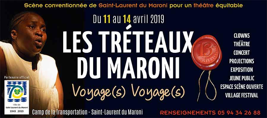 Les Tréteaux du Maroni 2019 - Kokolampoe - St-Laurent du Maroni