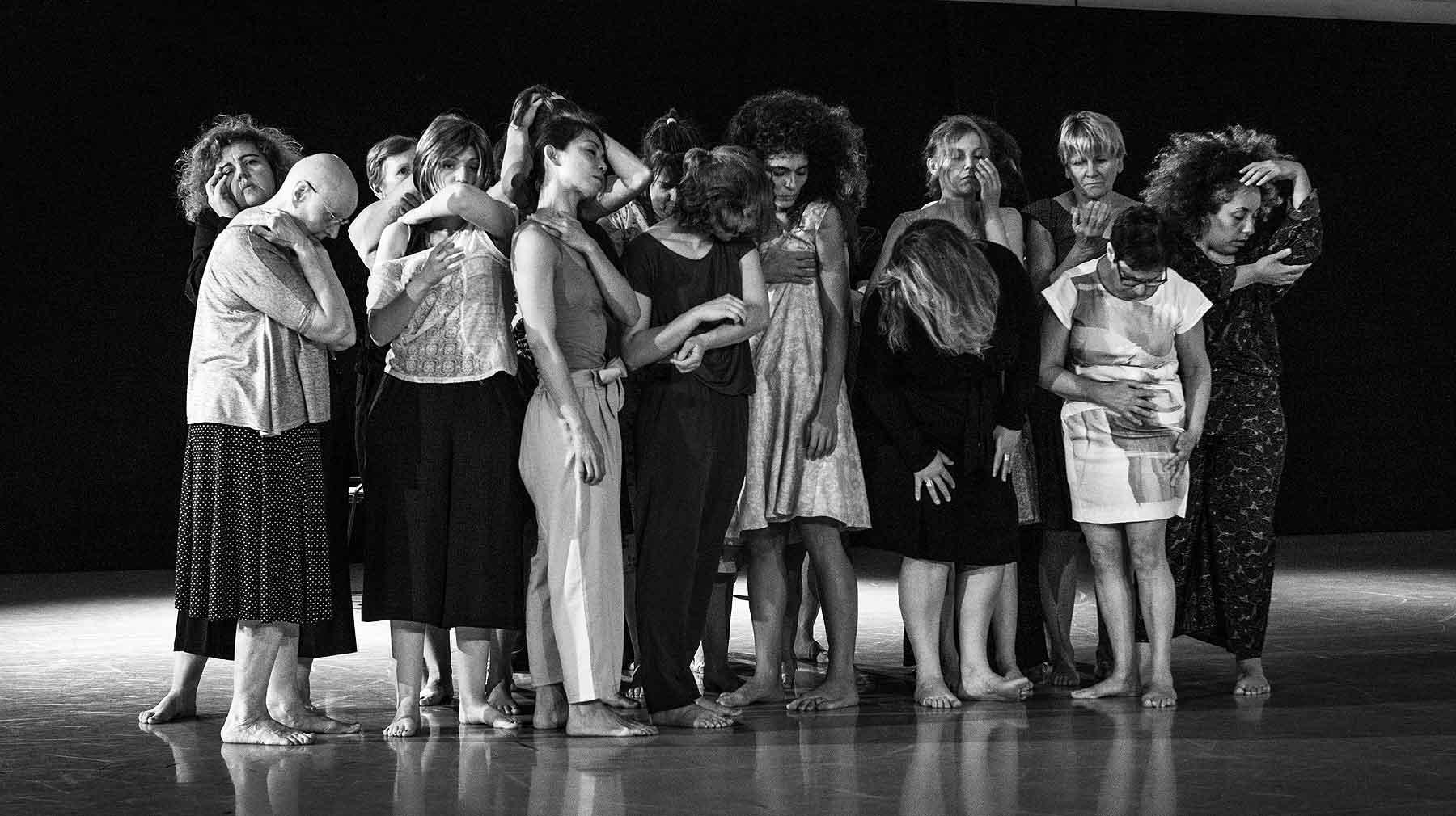 J'aimerais-te-dire - Résidence Danse - Centre Dramatique Kokolampoe - décembre 2019